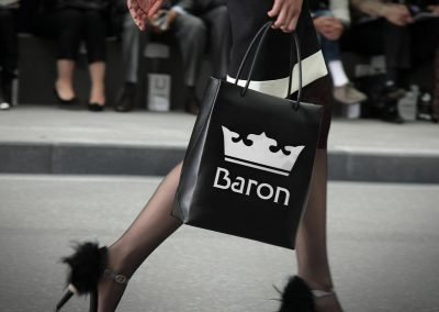 Logo firmy Baron
