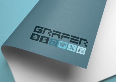 Logo firmy GRAFER