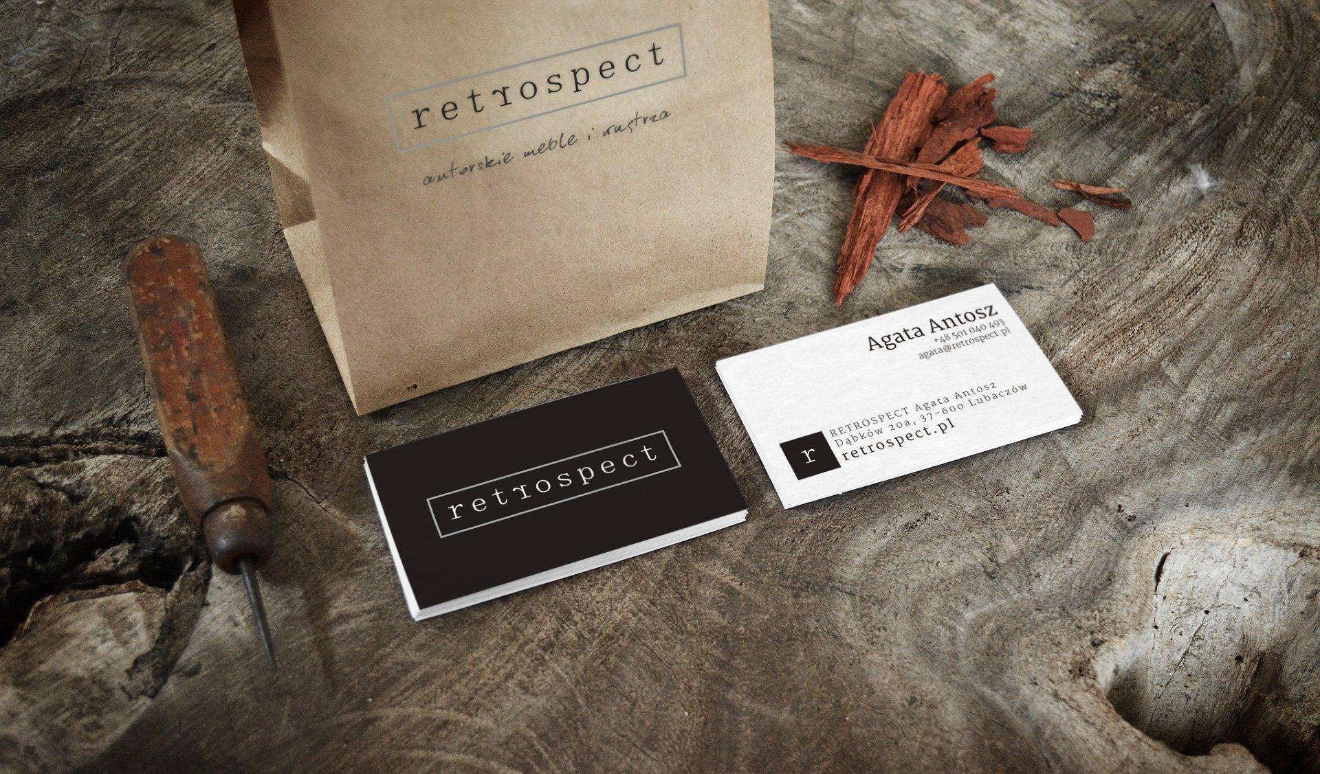 Branding producenta mebli RETROSPECT (by BBIG.PL)
