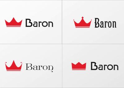 Różne propozycje odświeżenia logo przedstawione klientowi (by BBIG.PL)