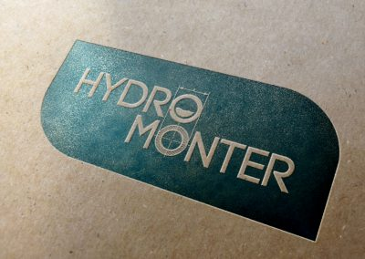Logo firmy HYDROMONTER