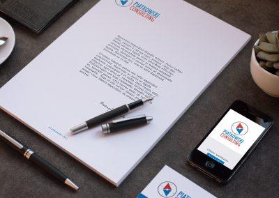 Branding firmy PIATKOWSKI Consulting (by BBIG.PL)