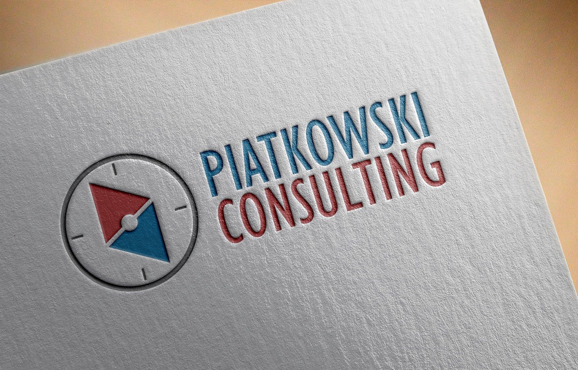 Logo firmy PIATKOWSKI Consulting (by BBIG.PL)
