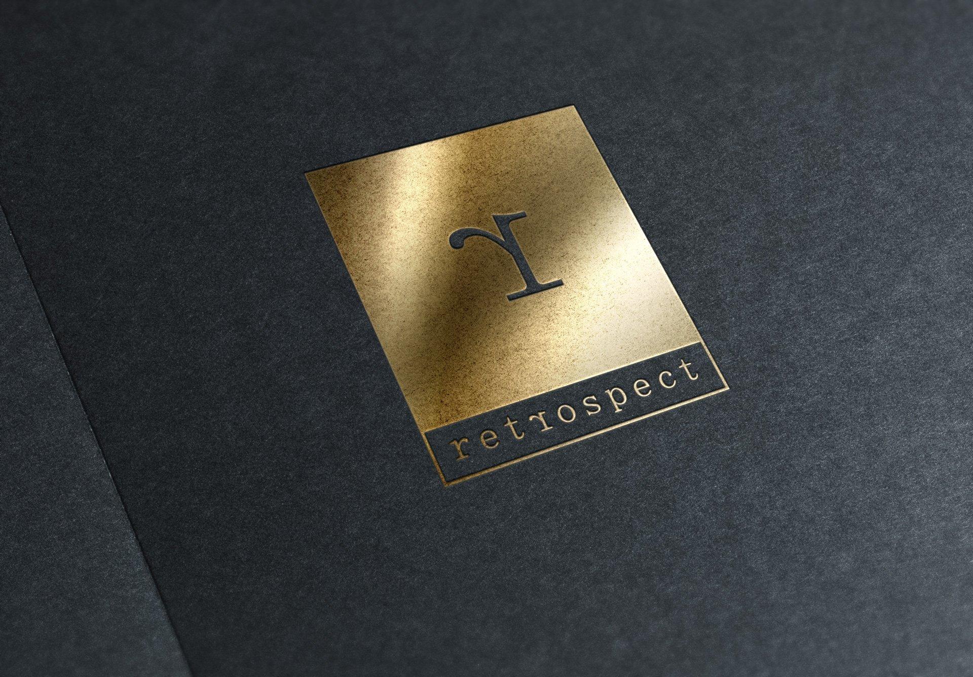 Logo firmy RETROSPECT (by BBIG.PL)